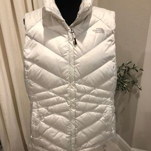North Face Goose Down Puff Vest